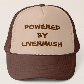 Aangedreven door Livermush Trucker Pet