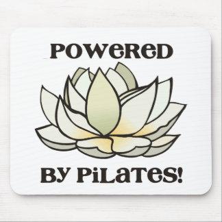 Aangedreven door Pilates Lotus Muismatten