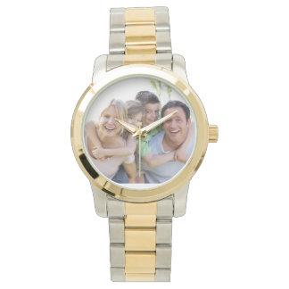 Aangepast Horloge met om het even welk afbeelding