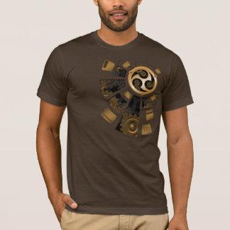 Aangepast voor Taiko T Shirt