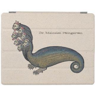 Aangepaste het Serpent van Hydra van de kleur iPad Cover