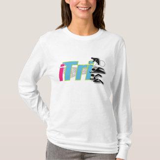 aangepaste Hoody van de Vrouw van iTri -