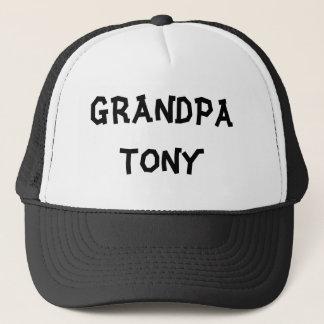 Aangepaste OPA TONY - Trucker Pet