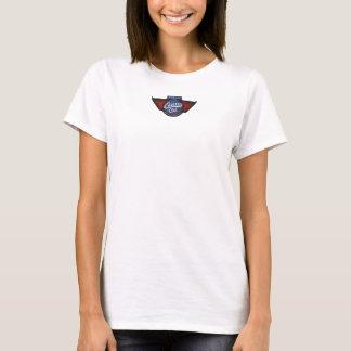 Aangepaste T'shirt van de Vrouwen van Boston van T Shirt