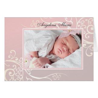 Aankondiging van de Geboorte van de Foto van de