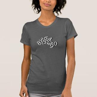 Aantallen T Shirt