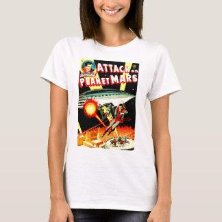Aanval op Planeet Mars T Shirt