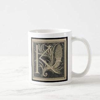 Aanvankelijk de mok~ Klassiek James Tissot Ontwerp Koffiemok