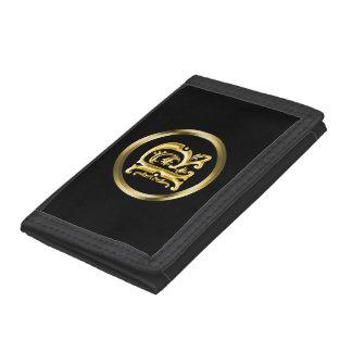 Aanvankelijke r- Brief in Goud