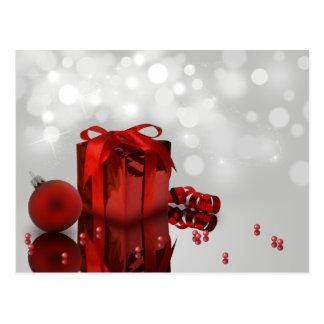 Aanwezige Kerstmis - Briefkaart