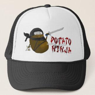 Aardappel Ninja Trucker Pet