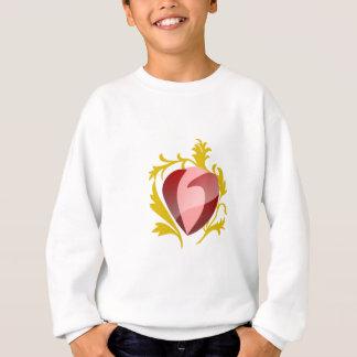 aardbei hart trui