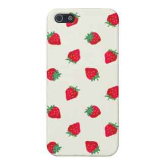 Aardbei iPhone 5 Case
