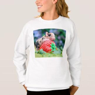 aardbei varken trui