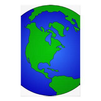 aarde briefpapier
