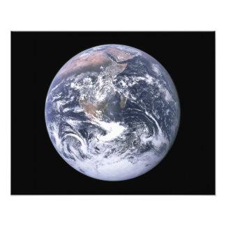 Aarde Fotografische Afdruk