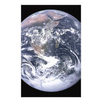 Aarde - Onze Wereld Briefpapier