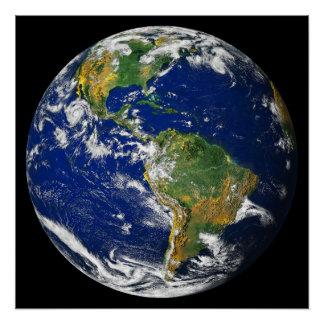 Aarde Poster