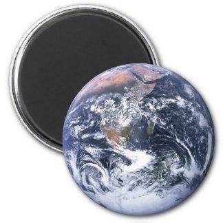 Aarde Ronde Magneet 5,7 Cm