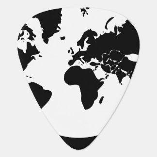 Aarde/Strandard, Bosje Allman, GuitarPicks Gitaar Plectrum 0
