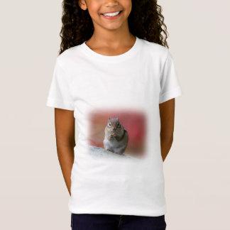 Aardeekhoorn in de herfst t shirt