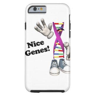aardig de genealogieontwerp van genen grappig DNA Tough iPhone 6 Hoesje