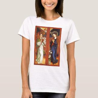 Aartsengel Gabriel - Aankondiging - Schongauer T Shirt