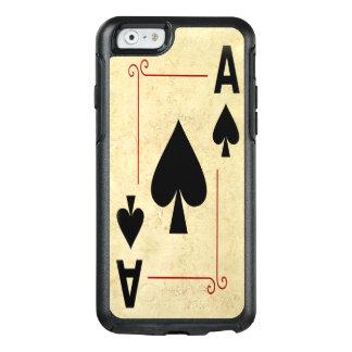 Aas van Spades OtterBox iPhone 6/6s Hoesje