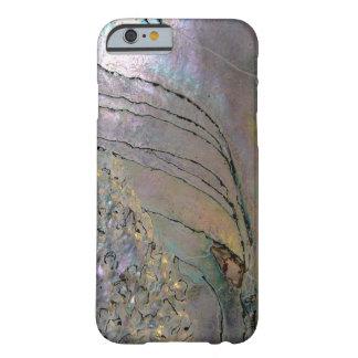 Abalone het Patroon van Shell van het Zee Barely There iPhone 6 Hoesje