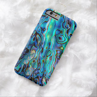 Abalone shell barely there iPhone 6 hoesje