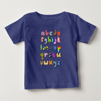 ABC BABY T SHIRTS