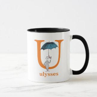 ABC van Dr. Seuss's: Brief U - Sinaasappel | voegt Mok