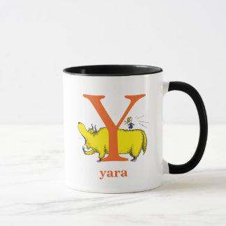 ABC van Dr. Seuss's: Brief Y - Sinaasappel | voegt Mok