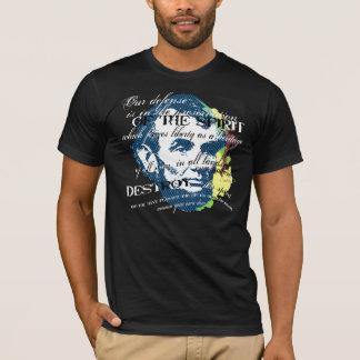 Abe Lincoln: de geest van Vrijheid T Shirt
