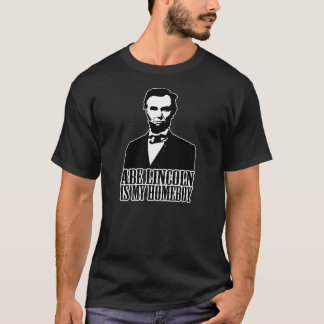 Abe Lincoln is Mijn T-shirt van Homeboy - van