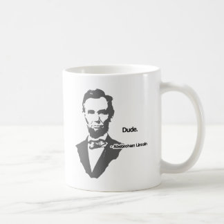 Abebroham Lincoln Koffiemok