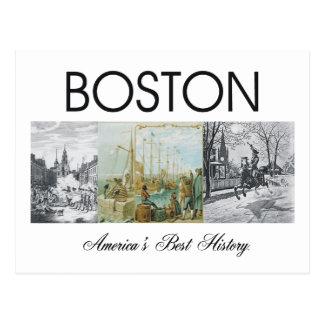 ABH Boston Briefkaart