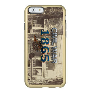 ABH Burgeroorlog 1865 Incipio Feather® Shine iPhone 6 Hoesje