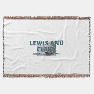 ABH Lewis en Clark NHS Deken
