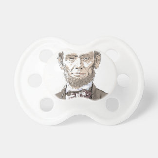 Abraham Lincoln Baby Speentje