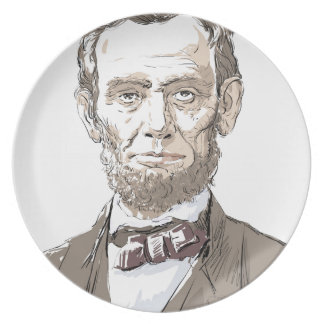 Abraham Lincoln Bord