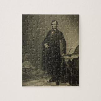 Abraham Lincoln door William Pate Puzzel