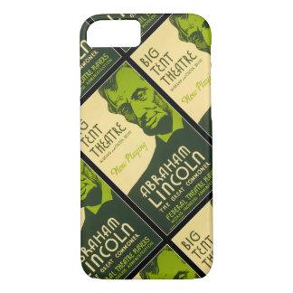 Abraham Lincoln Grote Gemeenschappelijker iPhone 7 Hoesje