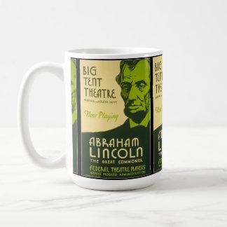 Abraham Lincoln Grote Gemeenschappelijker Koffiemok