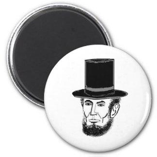 Abraham Lincoln heeft uw stem nodig Magneet