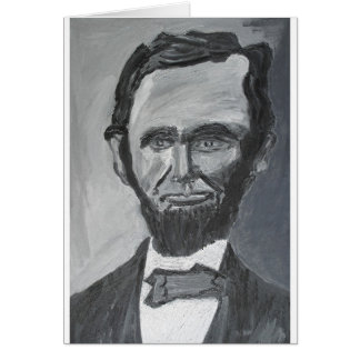 Abraham Lincoln Kaart