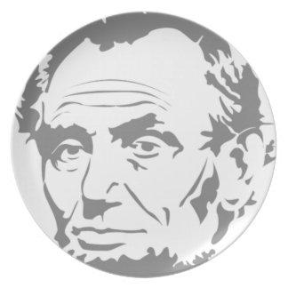 Abraham Lincoln Melamine+bord