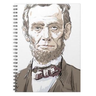 Abraham Lincoln Notitieboeken