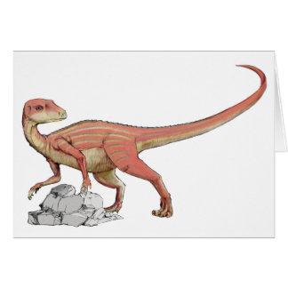 Abrictosaurus - JuraDinosaurus Wenskaarten