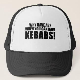 Abs Kebabs Trucker Pet